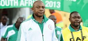 Stephen Keshi, Coach Nigeria