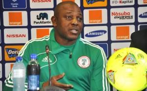 Stephen Keshi /Nigeria FA