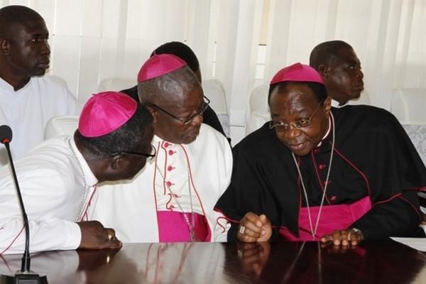 Des Evêques Catholiques du Ghana