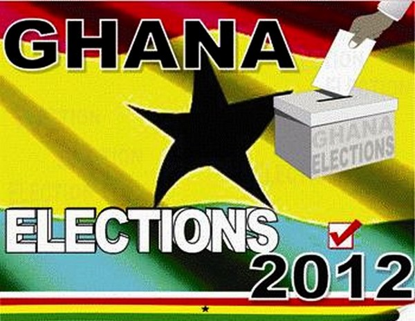 Elections générales 2012