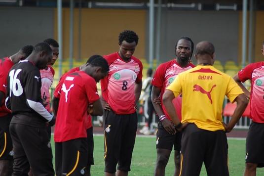 Les Black Stars du Ghana