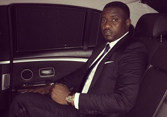 John Dumelo ( ph Facebook)
